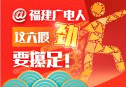 """@福建广电人,这六股""""劲""""要攥足!"""