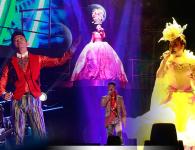 凤凰传奇首站巡演泉州开唱 近万人同唱一首歌
