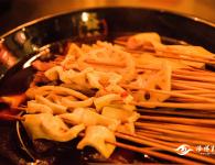 海博探店:无辣不欢!竹签上的巴蜀美味