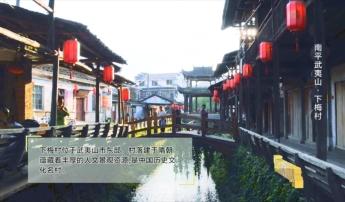"""享有""""万里茶路起点""""的美誉——武夷山下梅村"""