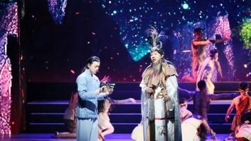 史诗音乐剧《茶道:一叶乾坤》成功首演 讲述茶香中国的故事