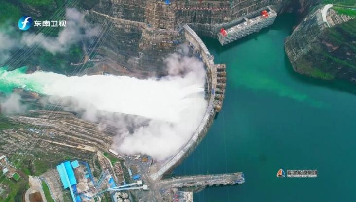 汪志林:白鹤亮翅——打造中国水电新名片
