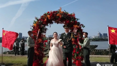 恭喜!他们,终于结婚了!